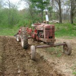 1954 Farmall Super MTA (in her work clothes)